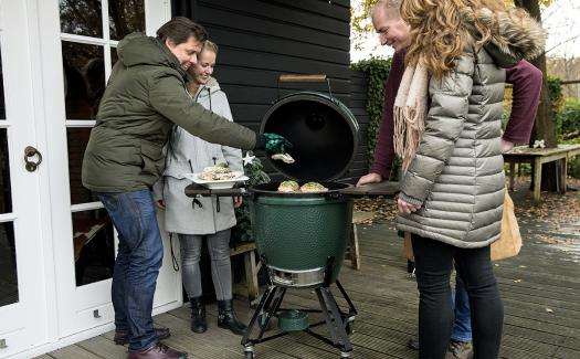 Big Green Egg - Krby STYLE